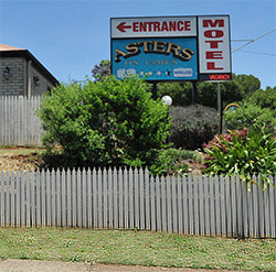 Asters on James Motor Inn - James St Toowoomba